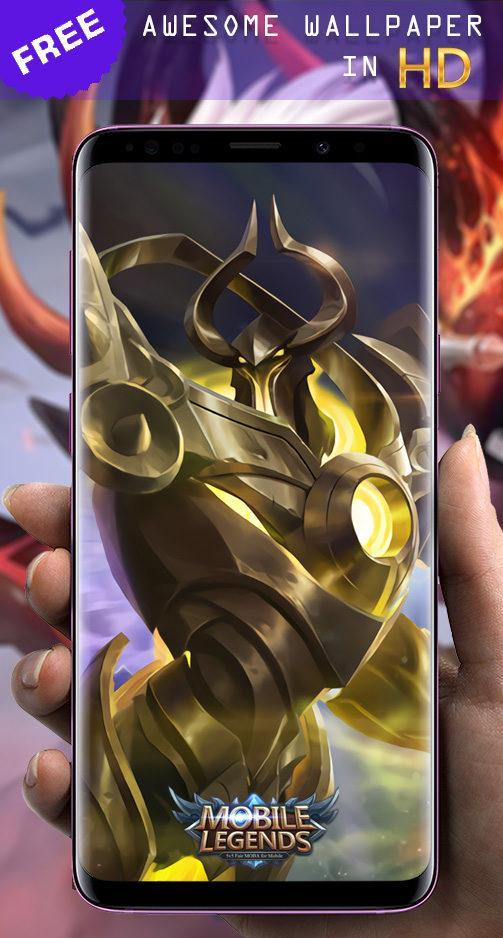 Ml Mobile Wallpaper For Legends For Android Apk Download
