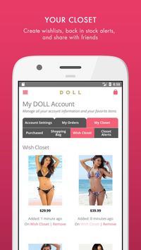 DOLL Swimwear apk screenshot