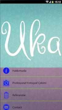 Uka Fotograf poster