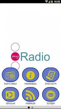 My Radio On Air poster