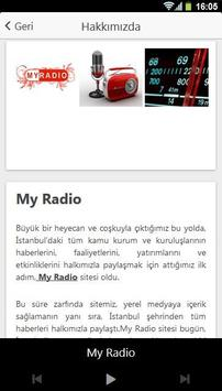My Radio On Air screenshot 2