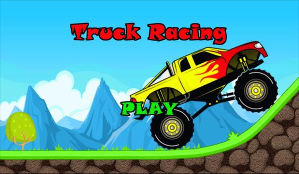 Truck Racing poster