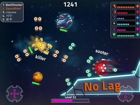 star.io for starblast.io - space shooter poster