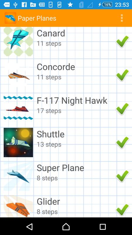Paper Planes Instructions Apk Download Free Education App For
