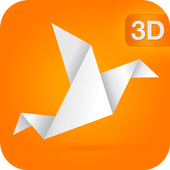 How to Make Origami icon