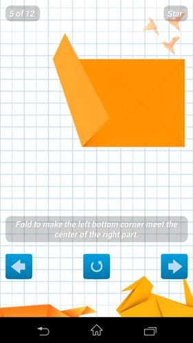 origami instructions art and craft ideas: Origami Instructions For ... | 500x281