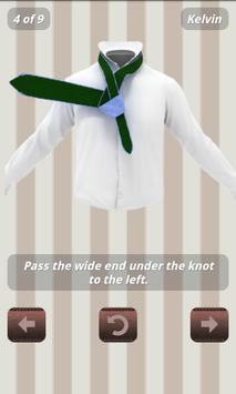 How to Tie a Tie - 3D Animated poster