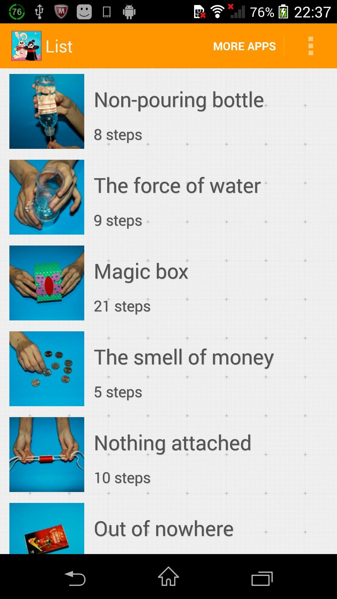 Simple Magic Tricks for Android - APK Download