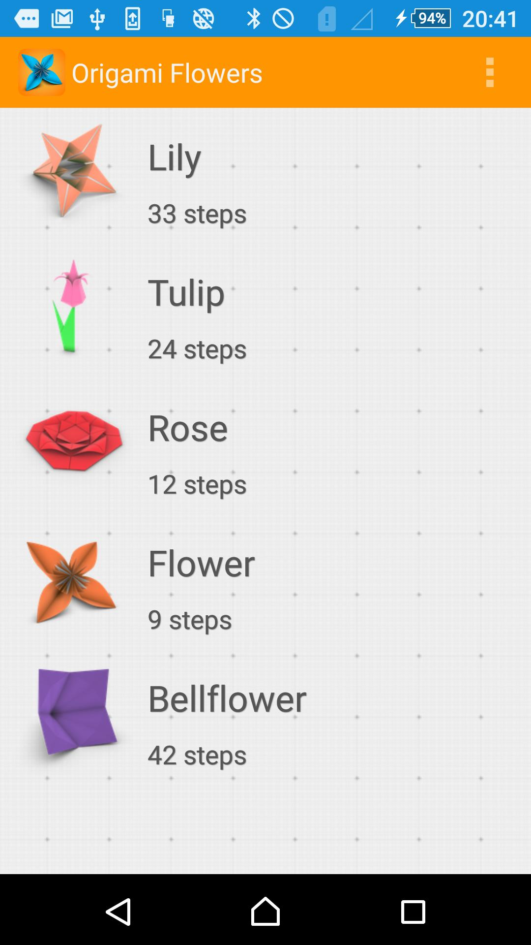 Origami Flower Instructions 3d For Android Apk Download