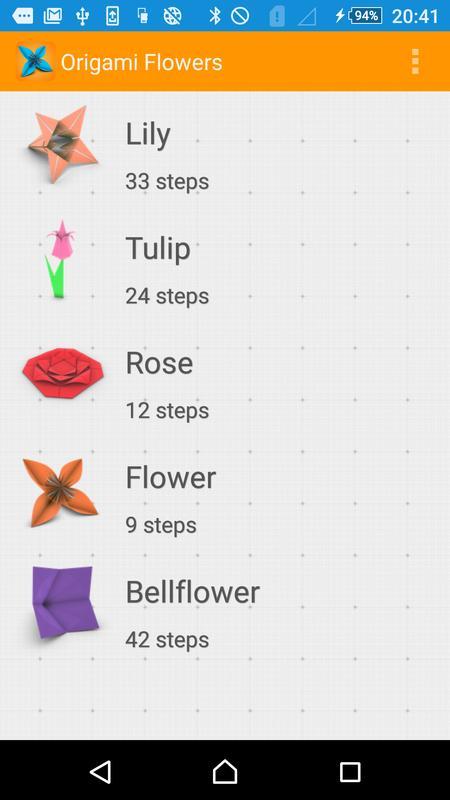 Origami flower instructions 3d apk download free education app for origami flower instructions 3d apk screenshot mightylinksfo