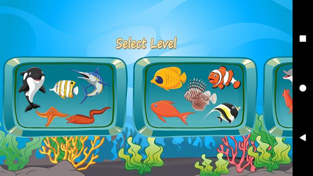 Baby Puzzles - Sea Creatures poster