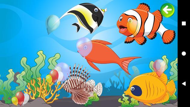 Baby Puzzles - Sea Creatures screenshot 2
