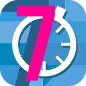 7 Minutes Women Workout icon