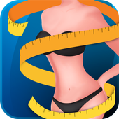 Weight loss: diet plan & fitness app icon
