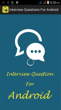 Interview Questions Android apk screenshot