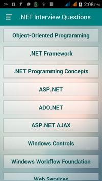 Dot NET Interview Questions poster