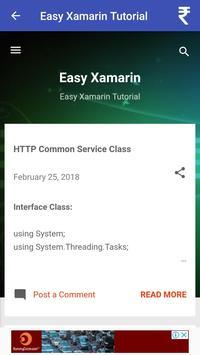 Easy Xamarin Tutorial screenshot 3