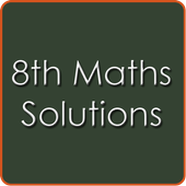 8th Class Maths Solutions - CBSE icon