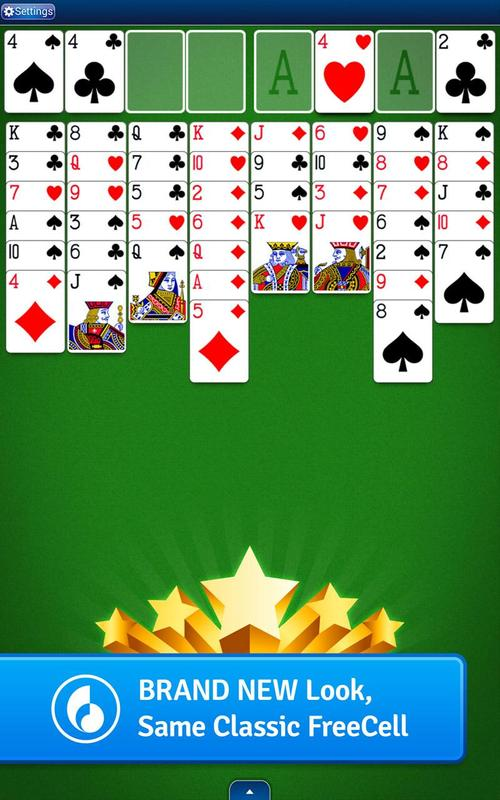 Freecell Solitaire Deutsch
