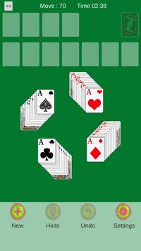 Solitaire 2019 screenshot 1
