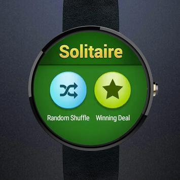 Solitaire Wear apk screenshot