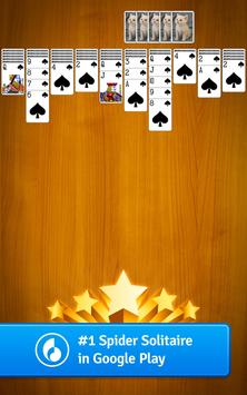 Spider Solitaire apk screenshot