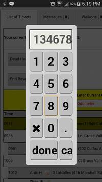 Easy Rides Driver Manifest apk screenshot