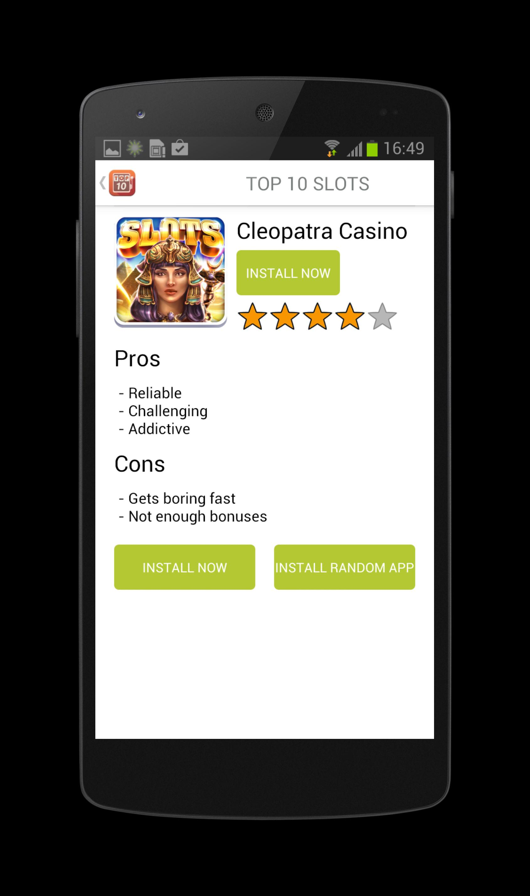 Top Slot Apps