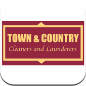 Town & Country Cleaners icon