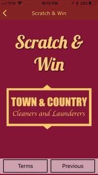 Town & Country Cleaners apk screenshot