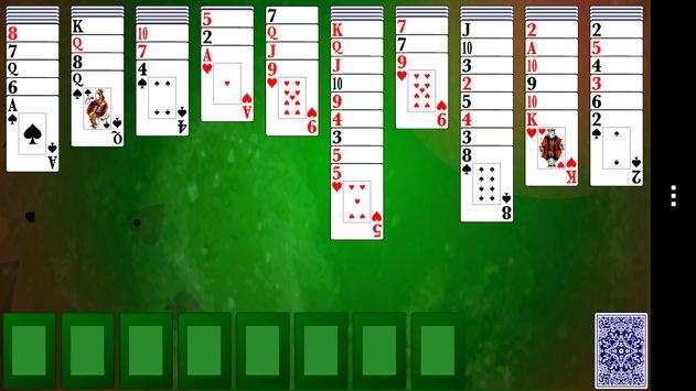 Spider Solitaire apk screenshot