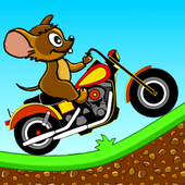 Tom Motorcycle Hill Climb icon