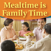 Mealtime is Family Time icon