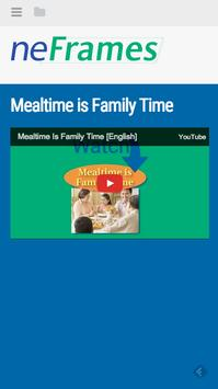 Mealtime is Family Time apk screenshot