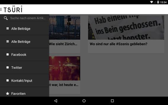Tsüri apk screenshot