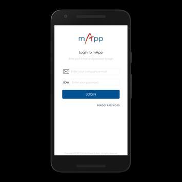 APTR mApp screenshot 1
