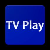 TV Play - Assistir TV Online ícone