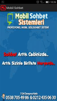 MobilSohbetimiz Mobil Sohbet poster
