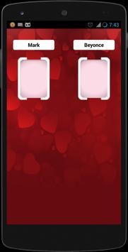 Fingerprint love calculator screenshot 3