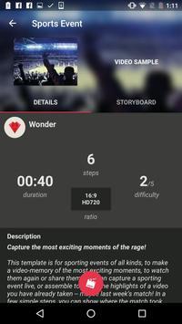WONDER - Video Director apk screenshot