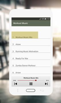 Workout Music poster