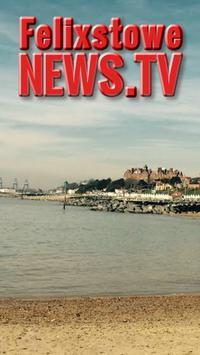 Felixstowe News poster