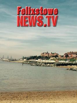 Felixstowe News screenshot 1