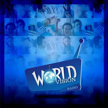 World Vision Radio poster