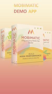 Mobimatic Demo App screenshot 1