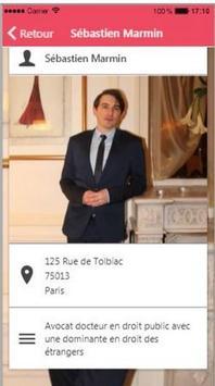 Sebastien Marmin_avocat apk screenshot