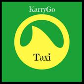 KarryGo Taxi App icon