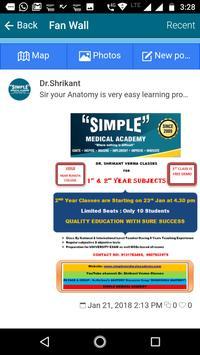 Dr. Shrikant Verma Classes poster