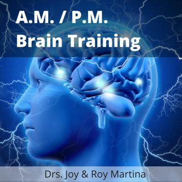AM/PM Brain Training Program poster