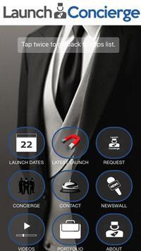 Launch Concierge poster